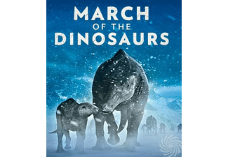 March Of The Dinosaurs | Blu-ray