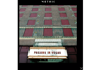 Metric - Pagans In Vegas (Ltd.'clear' 2lp/Gatefold+Mp3) [LP + Download]