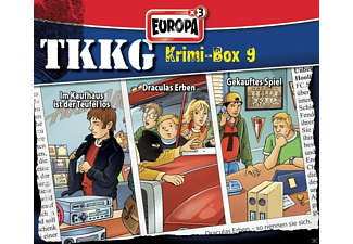 TKKG Krimi Box 09 - (CD)