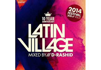 D-rashid - Latin Village 2014 - (CD)