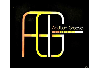 Addison Groove - Transistor Rhythm - (CD)