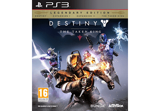 Destiny: The Taken King - Legendary Edition PS3