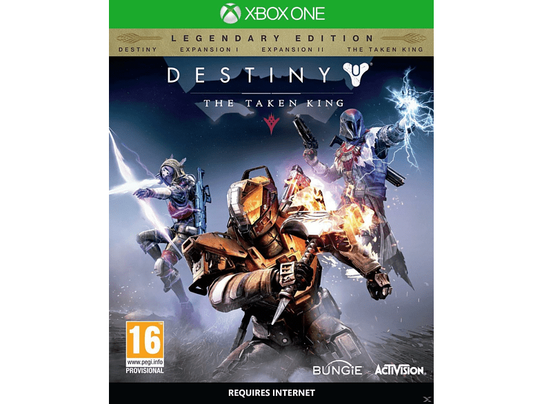 Destiny: The Taken King - Legendary Edition Xbox One gaming   offline microsoft xbox one παιχνίδια xbox one gaming games xbox one gam
