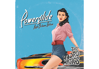 The Hydromatics - Powerglide (High Octane Version) [CD]