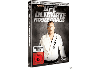 UFC: Ultimate Royce Gracie - (DVD)