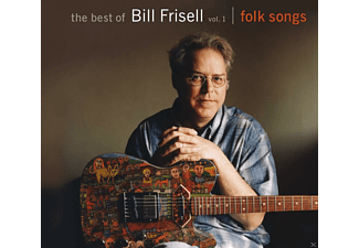 Bill Frisell - Best Of Vol.1 - Folk Songs [CD]