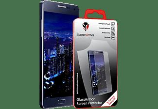 Glazen screenprotector die het scherm van uw smartphone pas echt goed beschermt. u plakt het glas direct op ...