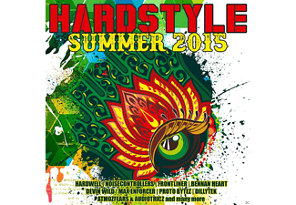 VARIOUS - Hardstyle Summer 2015 [CD]