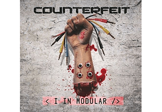 Counterfeit - I In Modular - (CD)