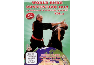 World Budo Convention 2012: Volume 2 [DVD]