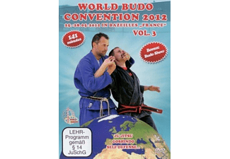 World Budo Convention 2012: Volume 3 - (DVD)
