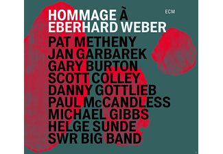 Pat Metheny, Jan Garbarek, Gary Burton, Scott Colley, Danny Gottlieb, Paul McCandless, Helge Sunde, The Swr Big Band, Gibbs Michael - Hommage A Eberhard Weber - (CD)