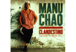 Manu Chao - Clandestino (Original Release in 1998) [CD]