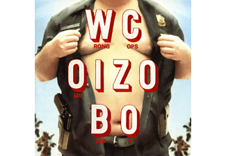 Mr. Oizo - Wrong Cops [CD]