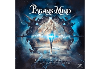 Pagan's Mind - Full Circle - (LP + Bonus-CD)