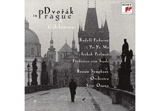Antonín Dvořák - Dvorak In Prague: A Celebration - (CD)