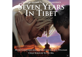 Yo-Yo Ma - Seven Years In Tibet - (CD)