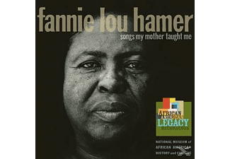 Fannie Lou Hamer - Songs My Mother Taught Me - (CD)