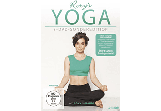 Roxy's Yoga-2-DVD-Sonderedtion - (DVD)