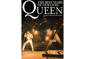 Queen-The Best Years of our Lives - (DVD)