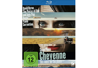 Cheyenne - This must be the place - (Blu-ray)