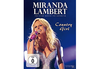 Miranda Lambert - Country Girl - (DVD)