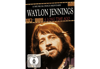 Waylon Jennings - A Long Time Ago - (DVD)