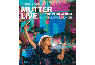 Anne-Sophie Mutter - The Club Album-Live From Yellow Lounge - (Blu-ray)