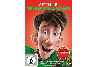 Arthur Weihnachtsmann (Big Faces) - (DVD)