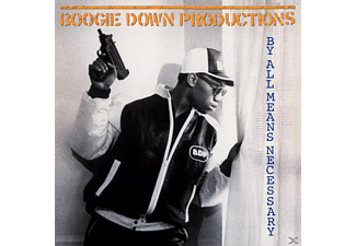 Boogie Down Productions - By All Means Necessary - (Vinyl)