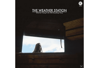 Weather Station - What Am I Going To Do With Everythi - (Vinyl)