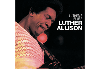 Luther Allison - Luther's Blues [CD]