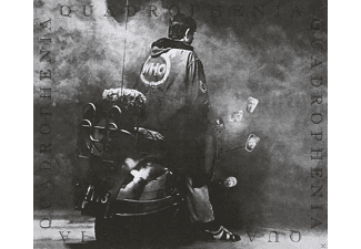 The Who - Quadrophenia [CD]