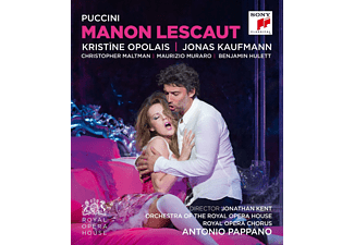 VARIOUS, Royal Opera House Covent Garden Chorus, Orchestra Of The Royal Opera House - Manon Lescaut - (DVD)