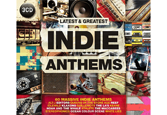 VARIOUS - Indie Anthems - (CD)