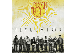 Tedeschi Trucks Band - Revelator [CD]