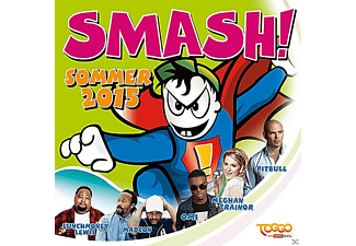 VARIOUS - Smash! Sommer 2015 [CD]