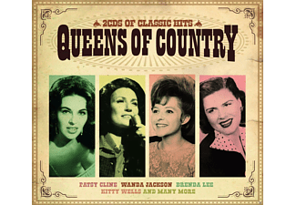 VARIOUS - Queens Of Country - (CD)