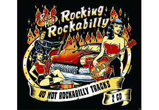 VARIOUS - Red Hot Rockin' Rockabilly - (CD)