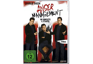 Anger Management: Staffel 4 - (DVD)