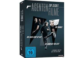 Top Secret - Agentenfilme [DVD]