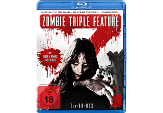 Zombie Triple Feature - (Blu-ray)