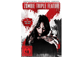 Zombie Triple Feature [DVD]