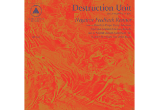 Destruction Unit - Negative Feedback Resistor [CD]