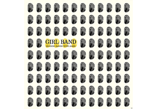 Girl Band - Holding Hands With Jamie - (Vinyl)