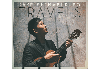 Jake Shimabukuro - Travels - (CD)
