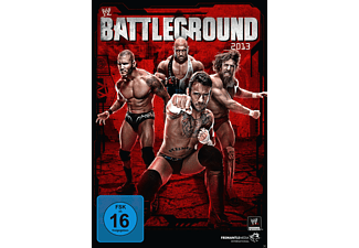 Battleground 2013 - (DVD)