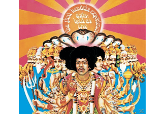 The Jimi Hendrix Experience - Axis - Bold as Love (Vinyl LP (nagylemez))