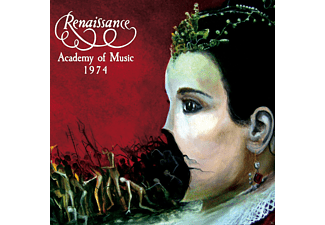 Renaissance - Academy Of Music 1974 - (CD)