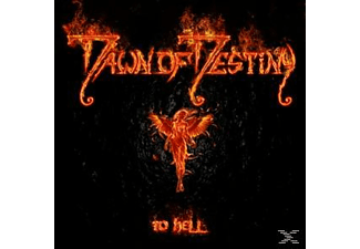 Dawn Of Destiny - To Hell - (CD)